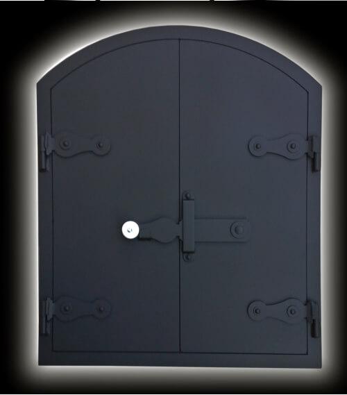 füstölő ajtó