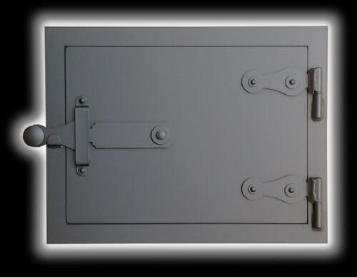 téglalap alakú kemence ajtó